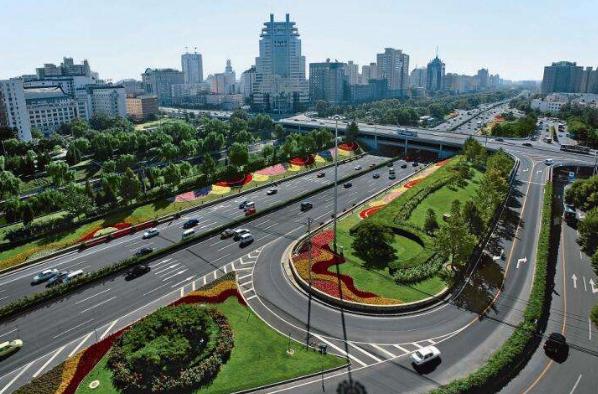 城市道路设计的准备知识归纳