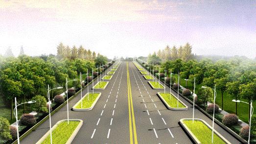 城市道路断面规划设计总结