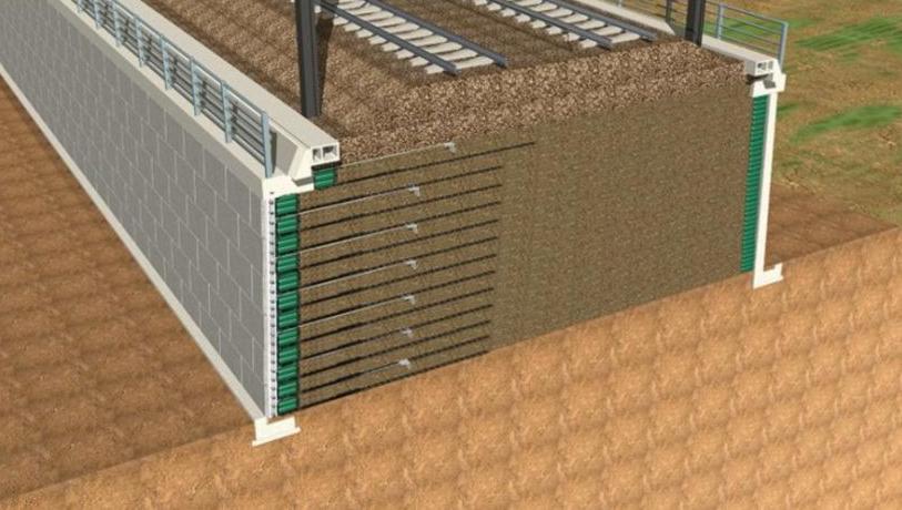 加筋土挡土墙会出现哪些形式的破坏?