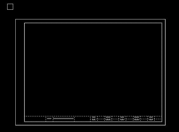 鸿业道路设计自定义图框设置