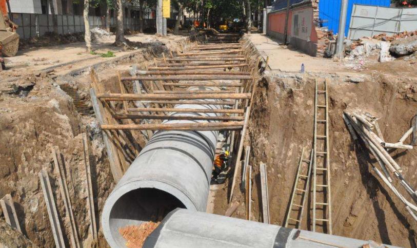 城市道路给排水设计实例自学