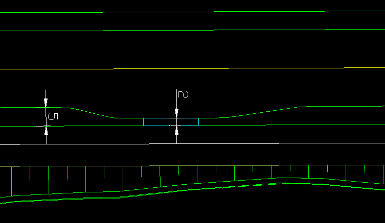 鸿业道路设计港湾公交站台设置方式