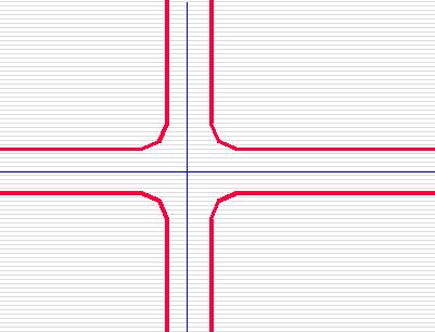 道路设计交叉口交通组织详解