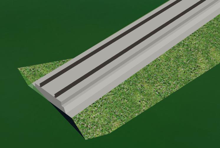 道路设计中相交铁路不同的形式分类