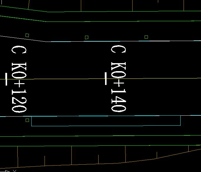鸿业市政道路设计任意布置公交停靠站的方法总结