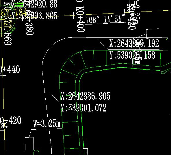 鸿业道路设计如何修改任意形式的交叉口