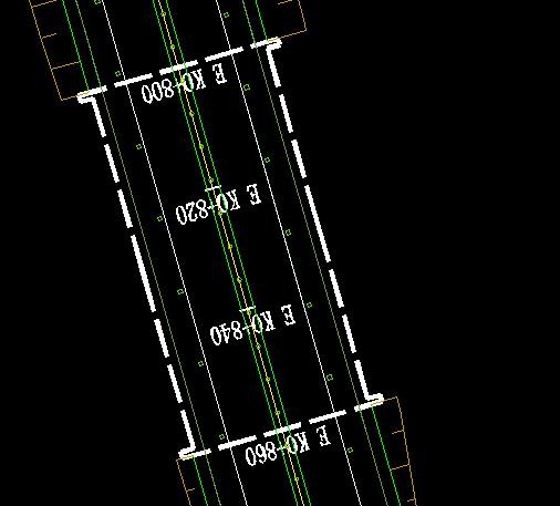 鸿业道路设计布置隧道的方法