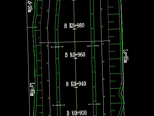 鸿业道路设计涵洞的布置方法