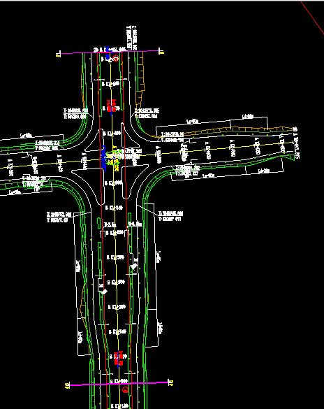 鸿业道路设计如何按矩形框来自动裁图
