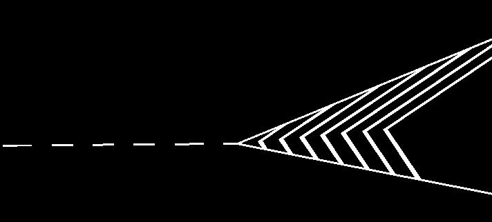 鸿业道路设计道路出入口的标线绘制方法