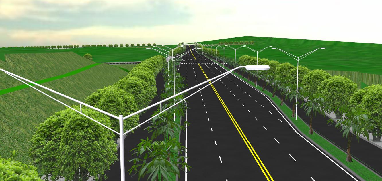 《EICAD3.0道路设计实例自学》