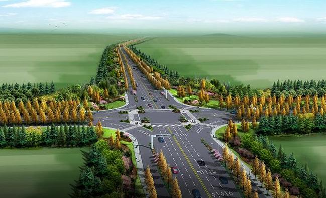 城市道路与公路交叉口设计技术总结