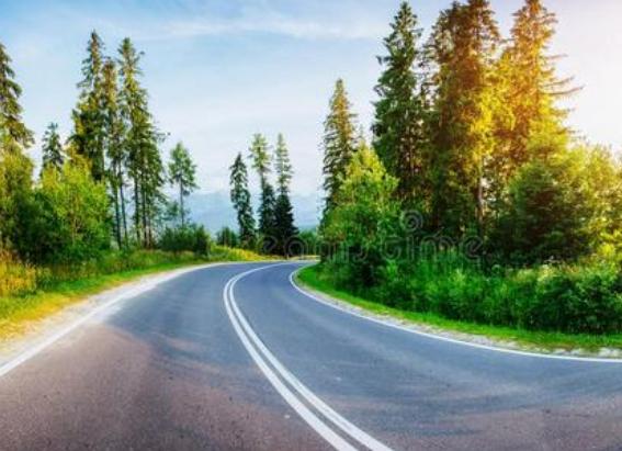 道路路线设计中,缓和曲线参数A怎么取值?