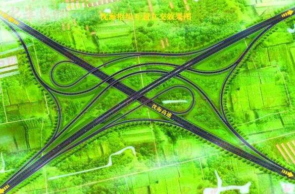 采用纬地道路8.0进行互通立交设计的基本流程和步骤