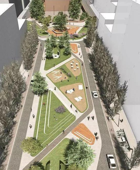 城市道路如何做好景观设计?景观设计需要注意什么?